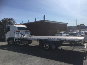 Campbelltown Towing Services